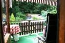 Altenhof Werbellinsee - Ferienwohnungen Haase, WohnungSperlingslust, Balkon